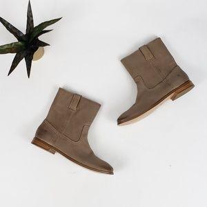 NEW!! FRYE - Anna Short Ash Boots